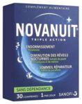 Acheter Novanuit Triple Action Comprimés B/30 à Concarneau