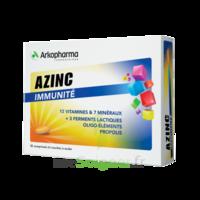 Azinc Immunité Tri Couches Comprimés B/30 à Concarneau