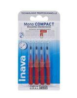 Inava Brossettes Mono-compact Rouge Iso 4 1,5mm à Concarneau