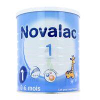 Novalac 1 Lait En Poudre 1er âge B/800g à Concarneau