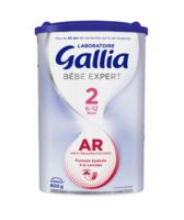 Gallia Bebe Expert Ar 2 Lait En Poudre B/800g à Concarneau