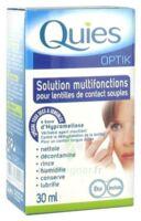 Quies Optik Solution Lentille Souple Multifonctions Fl/30ml à Concarneau