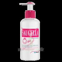 Saugella Girl Savon Liquide Hygiène Intime Fl Pompe/200ml à Concarneau