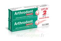 Pierre Fabre Oral Care Arthrodont Dentifrice Classic Lot De 2 75ml à Concarneau