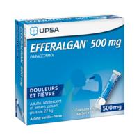 Efferalgan 500 Mg Glé En Sachet Sach/16 à Concarneau