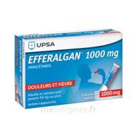 Efferalgan 1g Cappuccino Granules 8 Sachets à Concarneau