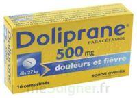Doliprane 500 Mg Comprimés 2plq/8 (16) à Concarneau