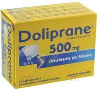 Doliprane 500 Mg Poudre Pour Solution Buvable En Sachet-dose B/12 à Concarneau