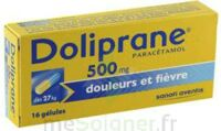 Doliprane 500 Mg Gélules B/16 à Concarneau