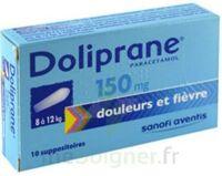 Doliprane 150 Mg Suppositoires 2plq/5 (10) à Concarneau