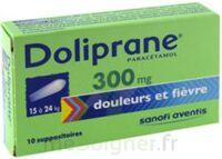 Doliprane 300 Mg Suppositoires 2plq/5 (10) à Concarneau