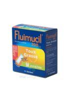 Fluimucil Expectorant Acetylcysteine 200 Mg Adultes Sans Sucre, Granulés Pour Solution Buvable En Sachet édulcorés à L'aspartam Et Au Sorbitol à Concarneau