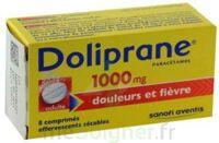 Doliprane 1000 Mg Comprimés Effervescents Sécables T/8 à Concarneau