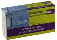 Diosmine Biogaran Conseil 600 Mg, Comprimé Pelliculé à Concarneau