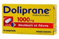 Doliprane 1000 Mg Comprimés Plq/8 à Concarneau
