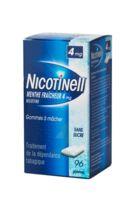 Nicotinell Menthe Fraicheur 4 Mg Sans Sucre, Gomme à Mâcher Médicamenteuse 8plq/12 à Concarneau
