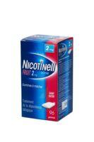 Nicotinell Fruit 2 Mg Sans Sucre, Gomme à Mâcher Médicamenteuse P/96 à Concarneau