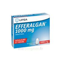 Efferalgan 1000 Mg Comprimés Pelliculés Plq/8 à Concarneau