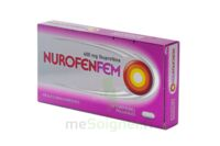 Nurofenfem 400 Mg, Comprimé Pelliculé à Concarneau
