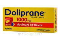 Doliprane 1000 Mg Gélules Plq/8 à Concarneau