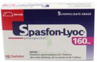 Spasfon Lyoc 160 Mg, Lyophilisat Oral à Concarneau
