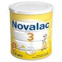 Novalac 3 Lait De Croissance B/800g à Concarneau