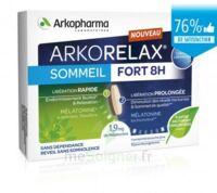 Arkorelax Sommeil Fort 8h Comprimés B/15 à Concarneau