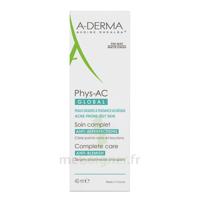 Aderma Phys'ac Global Soin Imperfection Sévères 40ml à Concarneau