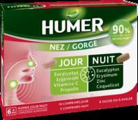 Humer Nez/gorge Jour&nuit 15 Comprimés à Concarneau