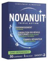 Novanuit Triple Action Comprimés B/30 à Concarneau