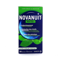 Novanuit Phyto+ Comprimés B/30 à Concarneau