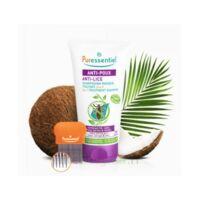 Puressentiel Anti-poux Shampooing Masque Traitant 2 En 1 Anti-poux Avec Peigne - 150 Ml à Concarneau