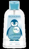 Abcderm H2o Solution Sans Rinçage Nettoyante Bébé Fl Pompe/1l à Concarneau