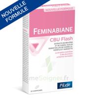 Pileje Feminabiane Cbu Flash - Nouvelle Formule 20 Comprimés à Concarneau