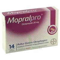 Mopralpro 20 Mg Cpr Gastro-rés Film/14 à Concarneau