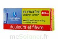 Ibuprofene Biogaran Conseil 400 Mg, Comprimé Pelliculé à Concarneau