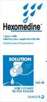 Hexomedine 1 Pour Mille S Appl Loc Fl/250ml à Concarneau