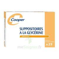 Suppositoires A La Glycerine Cooper Suppos En Récipient Multidose Adulte Sach/25 à Concarneau