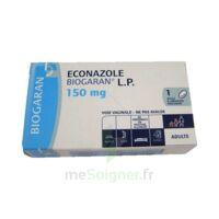 Econazole Biogaran L.p. 150 Mg, Ovule à Libération Prolongée à Concarneau