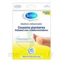 Scholl Coussin plantaire douleurs métatarsales T2 à Concarneau