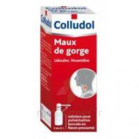 Colludol Solution Pour Pulvérisation Buccale En Flacon Pressurisé Fl/30 Ml + Embout Buccal à Concarneau