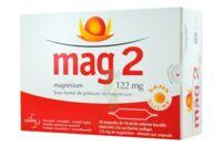 Mag 2 122 Mg S Buv En Ampoule Sans Sucre édulcoré à La Saccharine Sodique 30amp/10ml à Concarneau