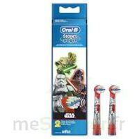 Oral-B Stages Power Star Wars 2 brossettes à Concarneau