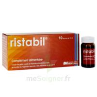 Ristabil Anti-fatigue Reconstituant Naturel B/10 à Concarneau