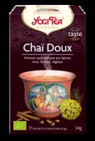Yogi Tea Tisane AyurvÉdique ChaÏ Doux Bio 17sach/2g à Concarneau
