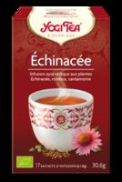 Yogi Tea Tisane AyurvÉdique Echinacea Bio 17sach/1,8g à Concarneau
