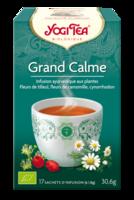 Yogi Tea Tisane Ayurvédique Grand Calme Bio 17 Sachets/1,8g à Concarneau