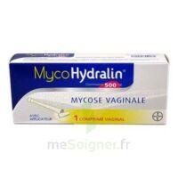 Mycohydralin 500 Mg, Comprimé Vaginal à Concarneau
