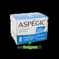 Aspegic 500 Mg, Poudre Pour Solution Buvable En Sachet-dose 20 à Concarneau
