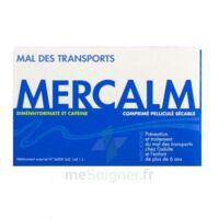 Mercalm, Comprimé Pelliculé Sécable à Concarneau